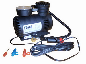 Autokompresor tlak do 18 bar / 12V