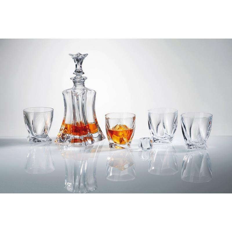 Frorale whisky set 1 + 6 Bohemia